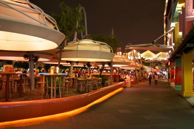 Singapore Nightlife © Nan Cheng Tsai/Flickr