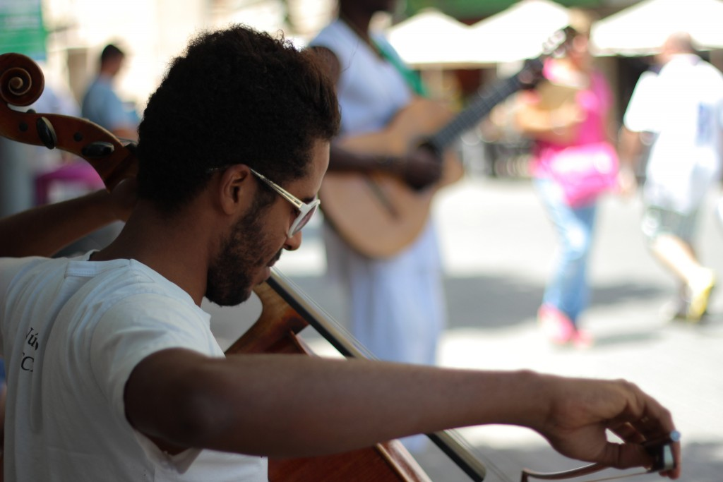 Street Musicians, Mallorca | ©Martin Cox/Flickr
