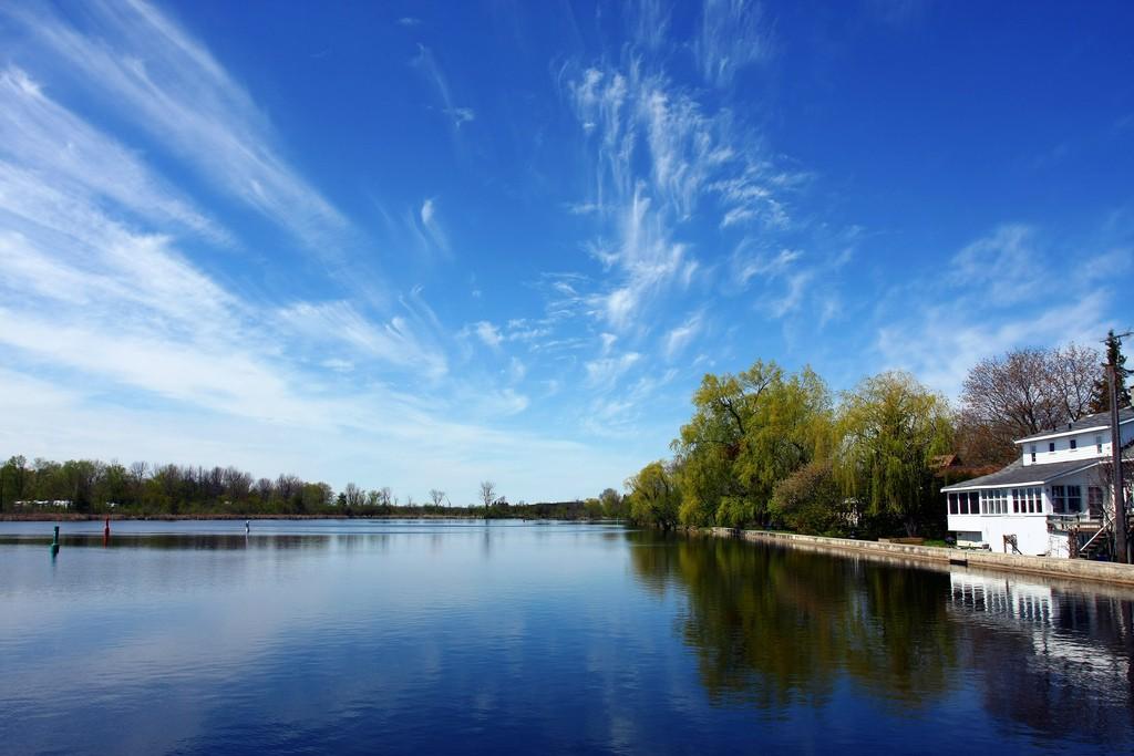 Merrickville, Ontario, Canada © Martin Cathrae/Flickr