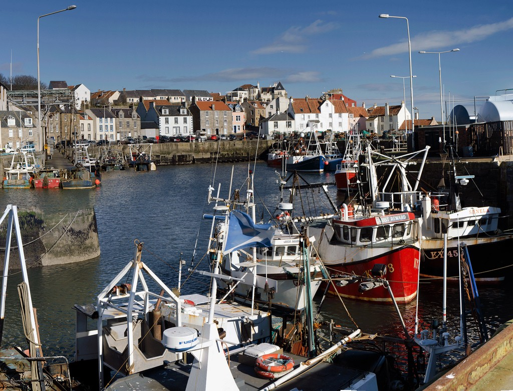 Pittenweem | ©stu smith/Flickr