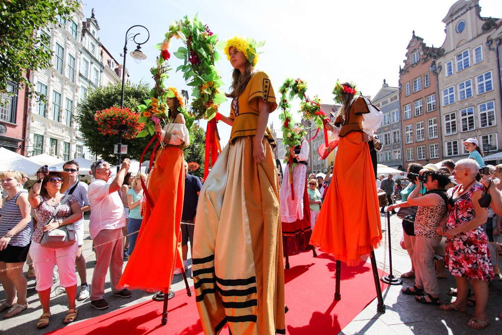 St. Dominics Fair, Gdansk | ©Ministry of Foreign Affairs of the Republic of Poland/Flickr