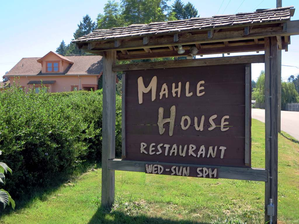 Mahle House Restaurant © David Stanley