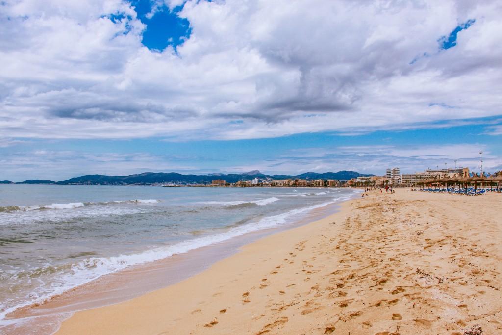 Palma Beach Mallorca | ©Cristian Bortes/Flickr