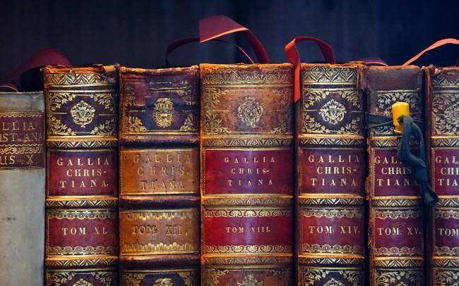 Antiquarian Books | © suju/Pixabay