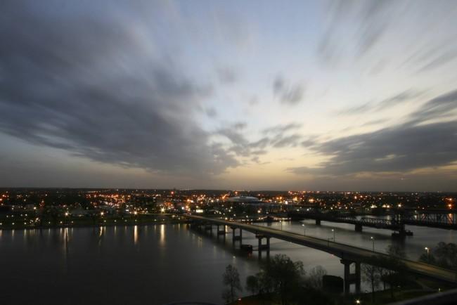 Swollen Arkansas River | © Ed Schipul / Flickr