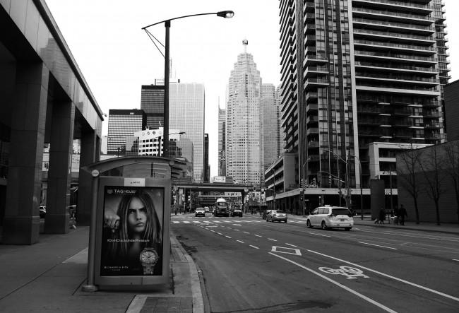 Bay Street, Toronto | © Vlad Podvorny/Flickr