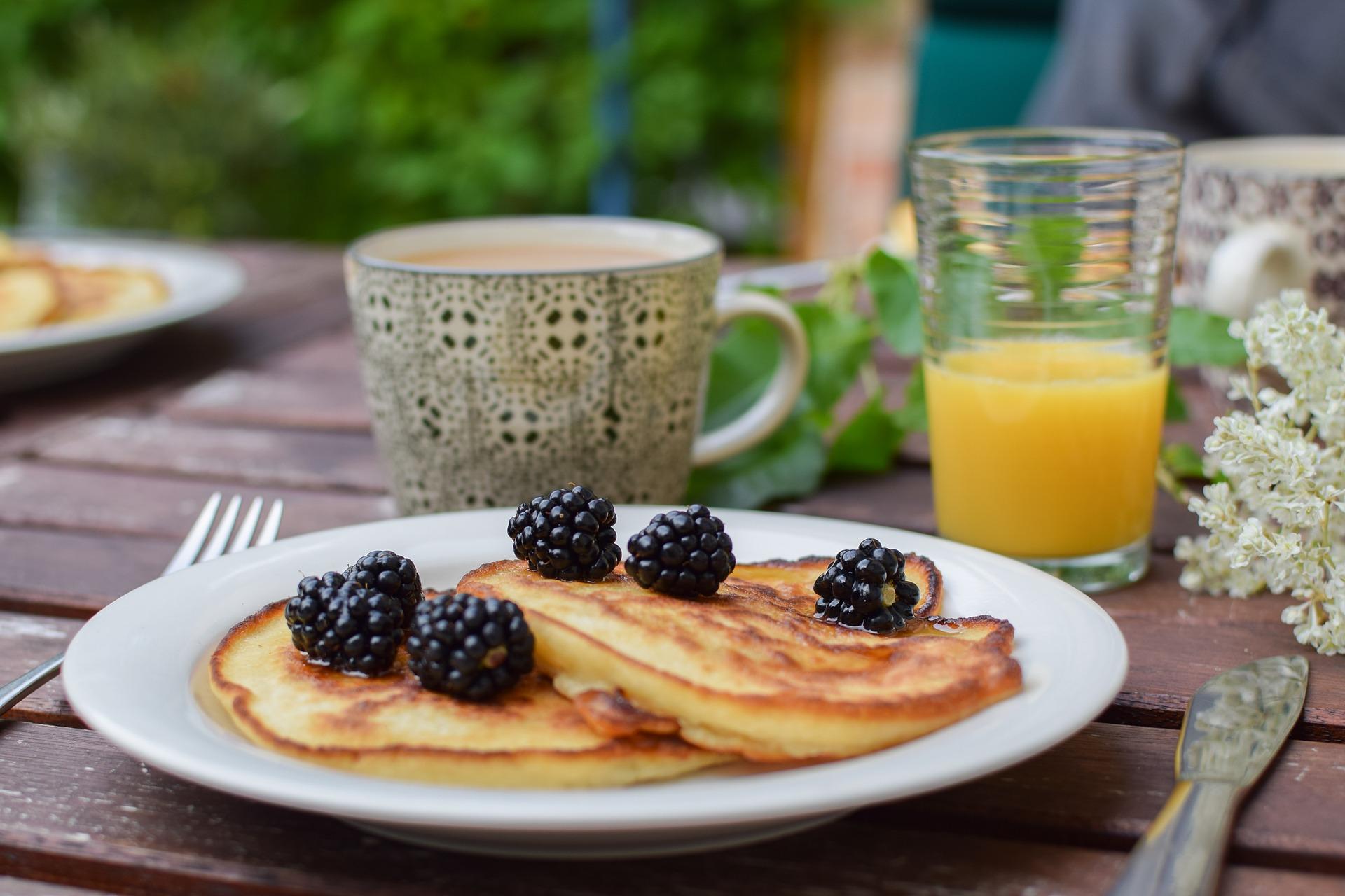 Cafe Riva Breakfast