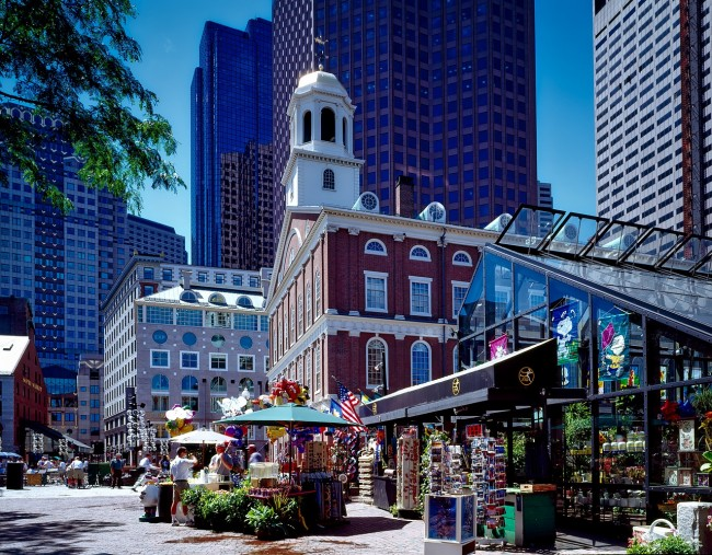Boston in the summer/ ©Pixabay