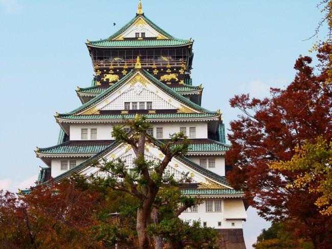 Osaka Castle   © SANGYEON/Pixabay