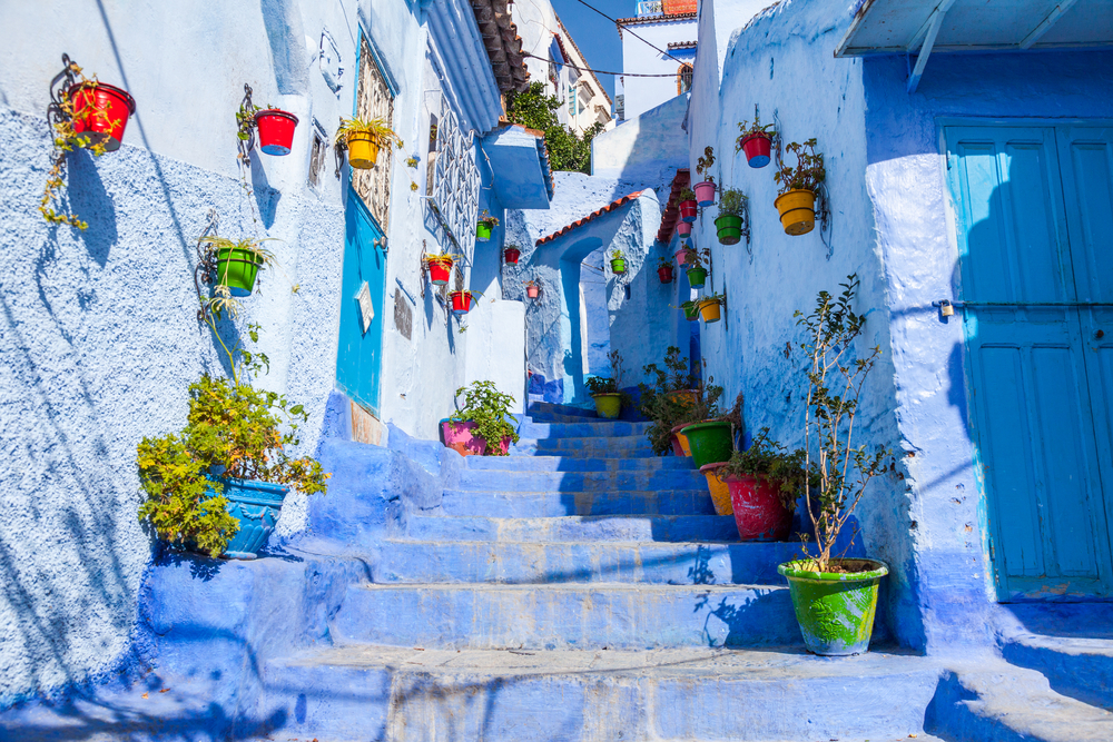 Image result for Chefchaouen, Morocco