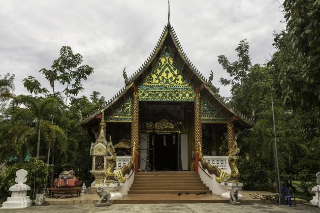 Wat Doi Phrabat, Chiang Rai, Thailand | © Stefan Fussan/Flickr