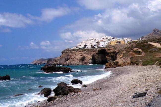 Chora Beach, Naxos | © Amphithoe/Flickr