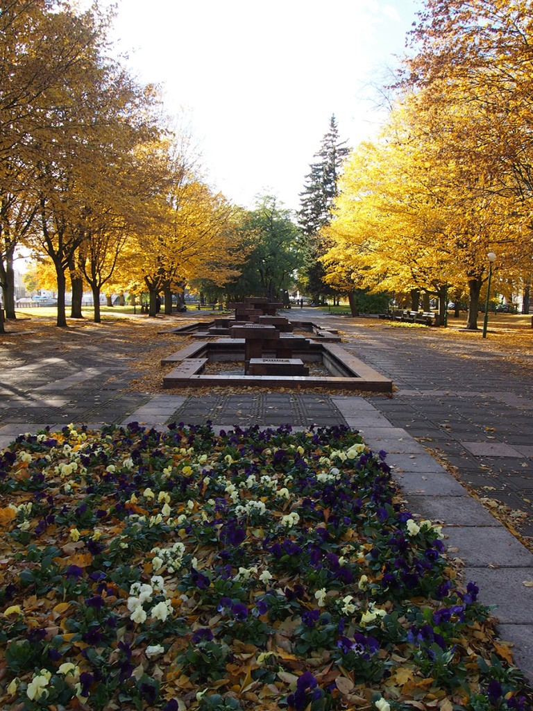 Dane River Park, Klaipeda | © Elizabeth Georgian