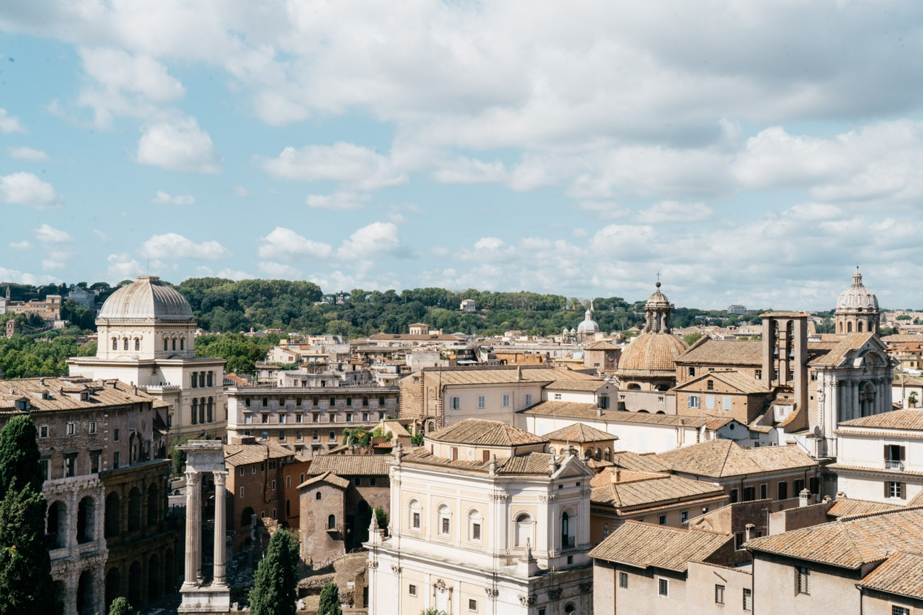 Where to Find the Most Stunning Views of Rome