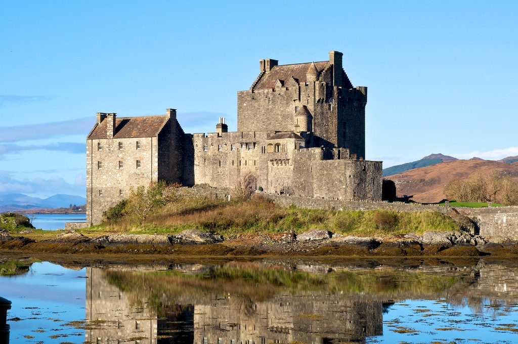 The Best Castles In Scotland on Old Scottish Castles