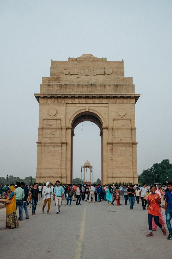 HCTP0003-India-Delhi-Rajpath Boulevard-3