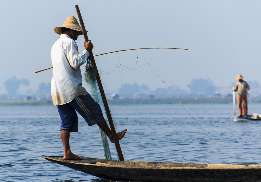 Fishermen | ©Pixabay
