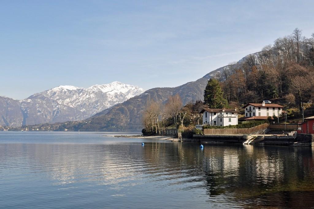 Lake Como © Pixabay