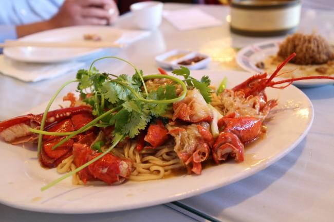 Lobster Dish   © Elsie Hui/Flickr