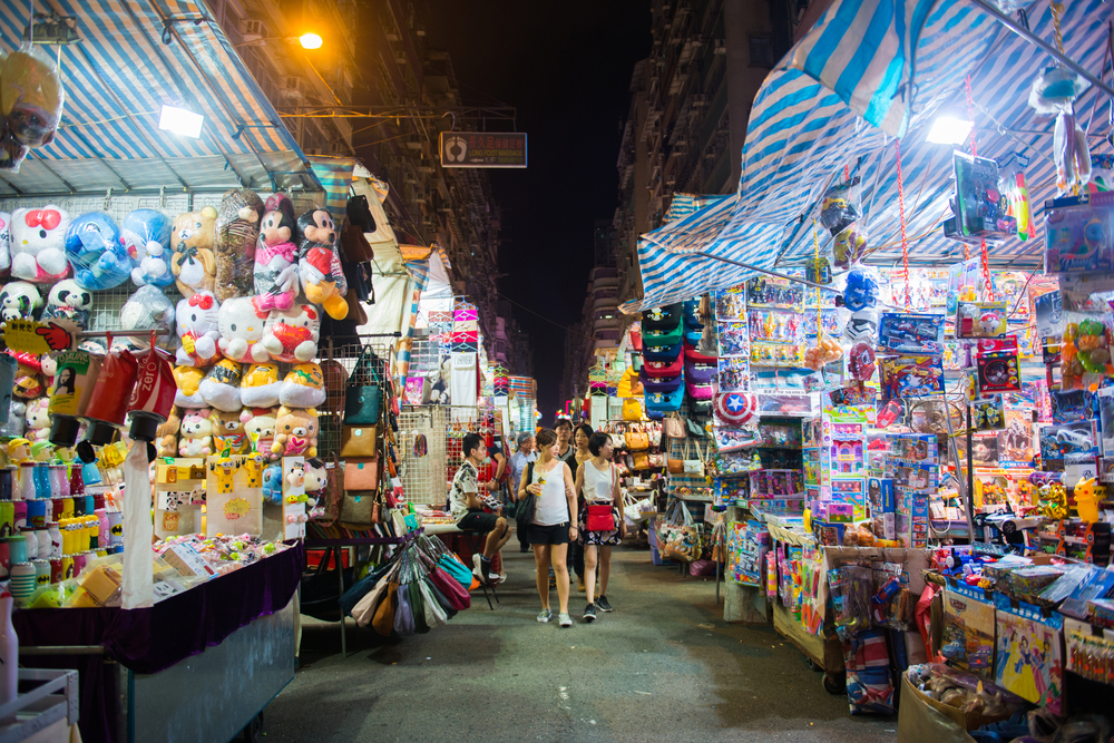The Top 10 Things To See And Do In Mong Kok Hong Kong