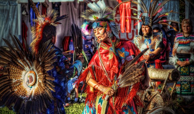 Native American dancers | © PhotoAtelier/Flickr