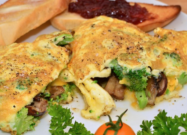 Omelet | © jeffreyw/Flickr