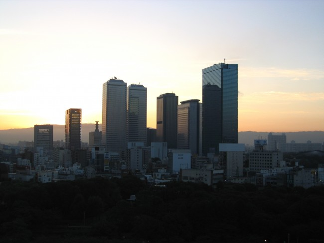 Osaka Business Park   © NKNS/WikiCommons