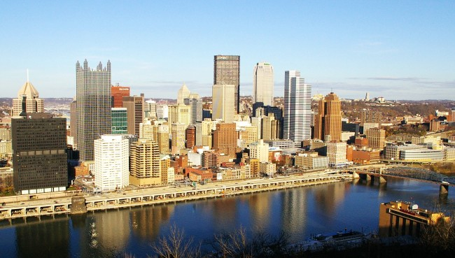 Pittsburgh, PA | © Ron Reiring/Flickr