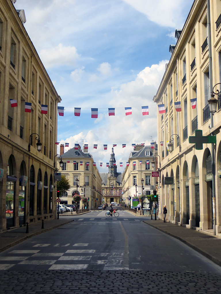 where to eat out in reims  france