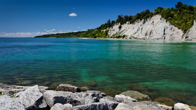 Scarborough Bluffs | © Benson Kua/Flickr
