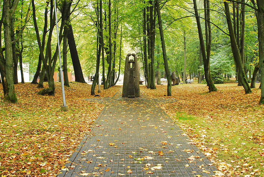 Sculpture Park in Klaipeda | © Jeremy Ellis