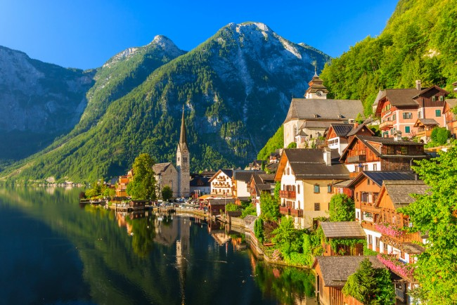 The Top 10 Things To See And Do In Hallstatt, Austria 10 Most Beautiful Places In The World