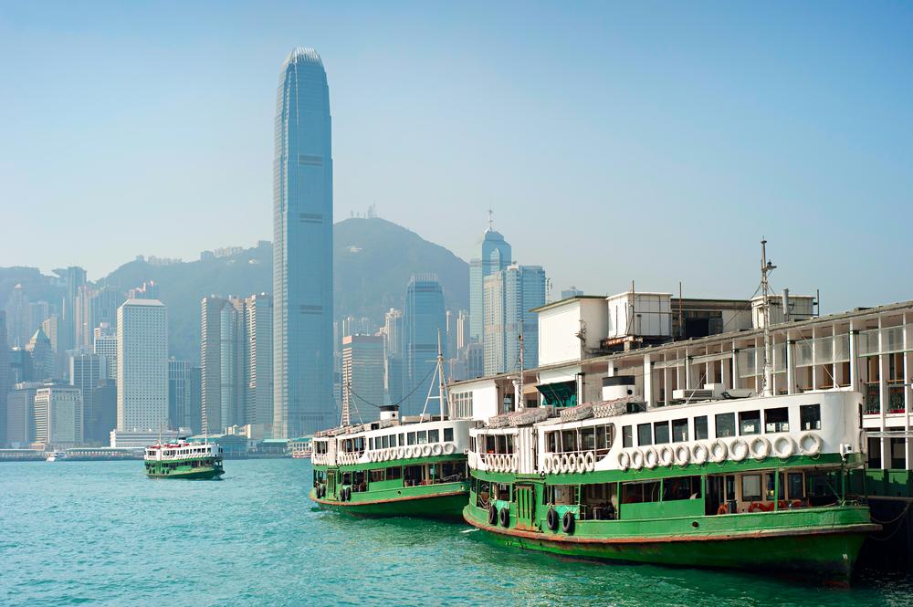 Tsim Sha Tsui Ferry Pier | © joyfull/Shutterstock