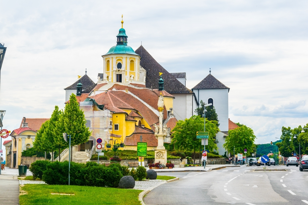 Kalvarienberg Church   © trabantos/Shutterstock