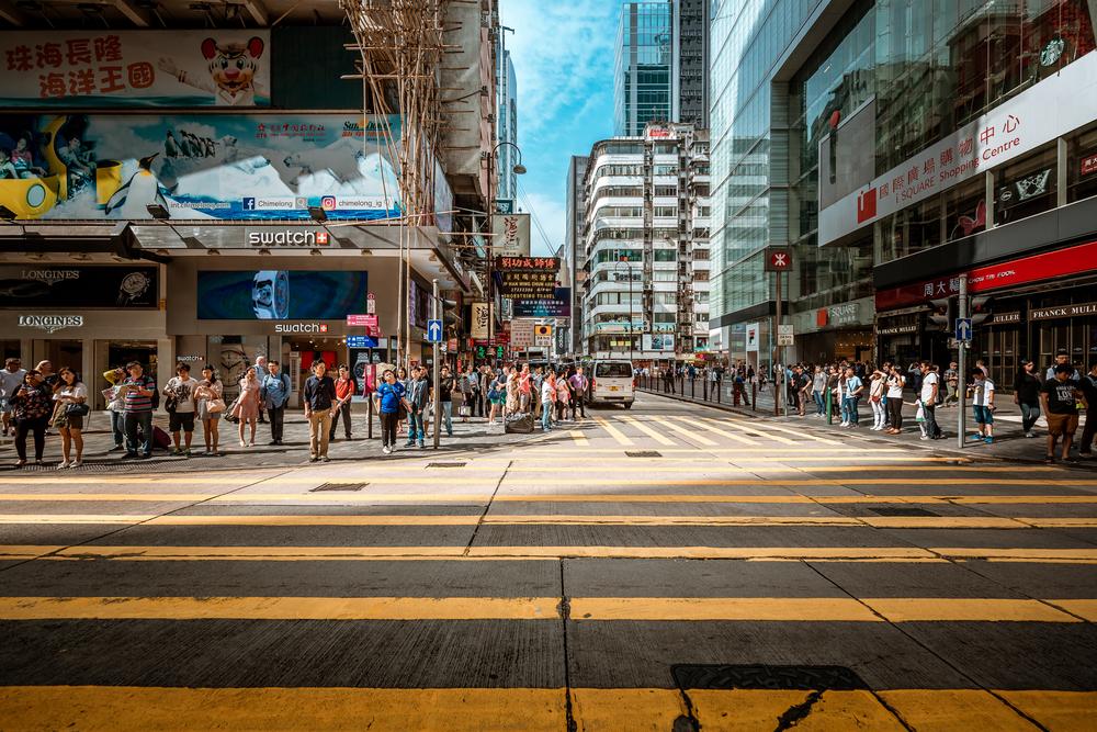 street tsim sha tsui escort