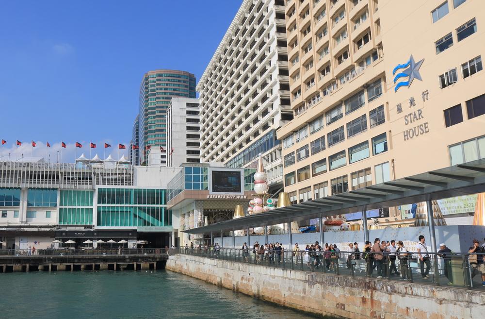 Harbour City shopping mall | © TK Kurikawa/Shutterst