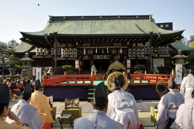 Tenmangu Shrine   © PROPYONKO OMEYAMA/Flickr