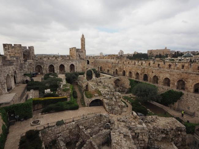 Tower of David Museum | © Brian Holsclaw/Flickr