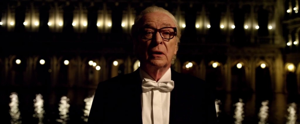 Michael Caine in Youth   © Studiocanal