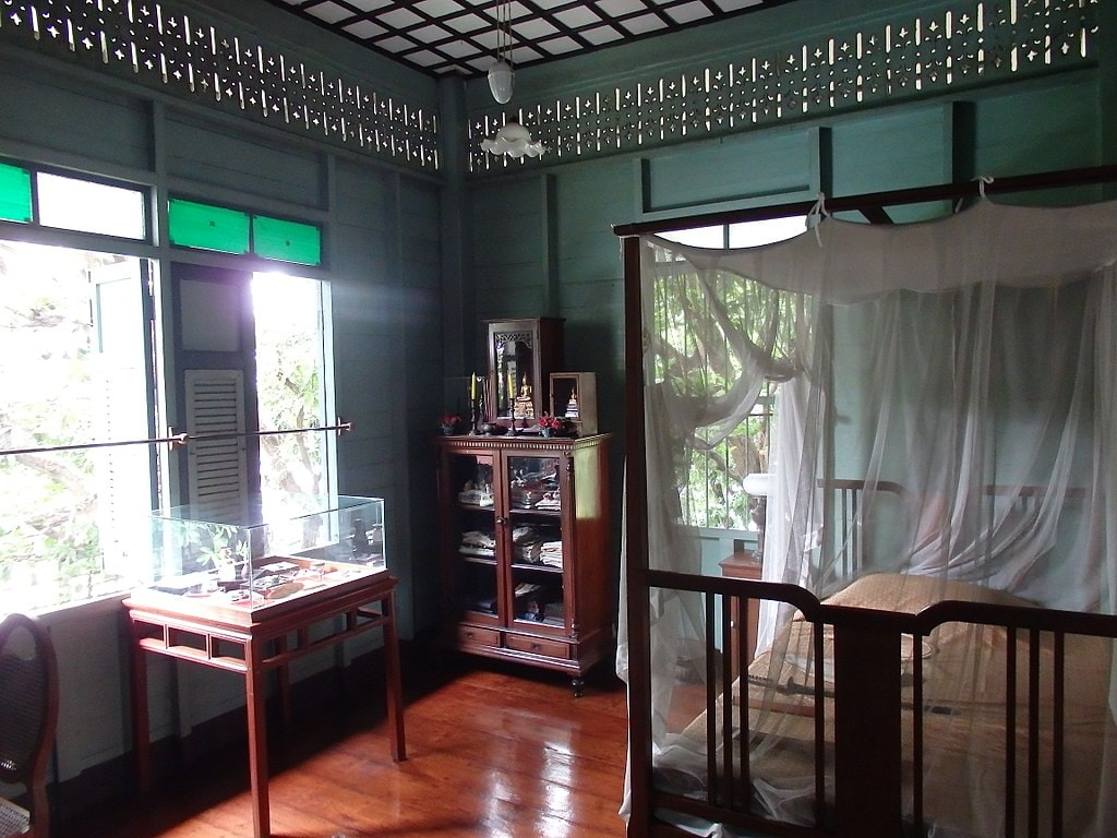 Inside the Bangkokian Museum