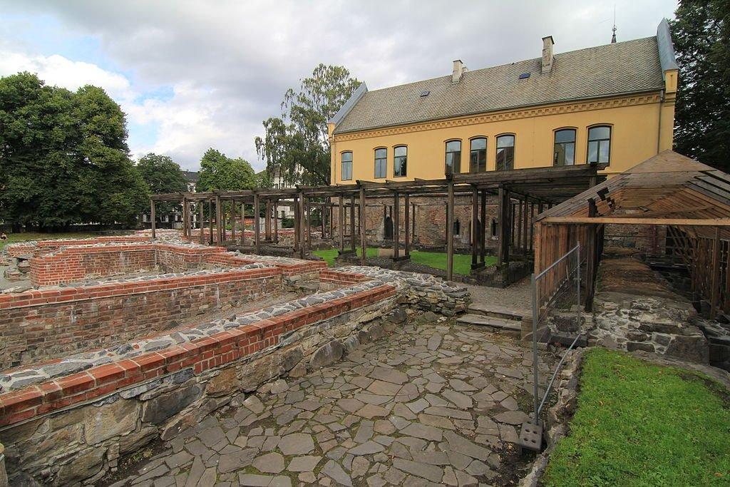 Olavsklosteret, Oslo | © vidariv/WikiCommons