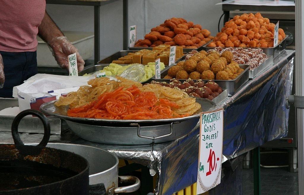 Pakistani food in Oslo   © Michal Klajban/WikiCommons