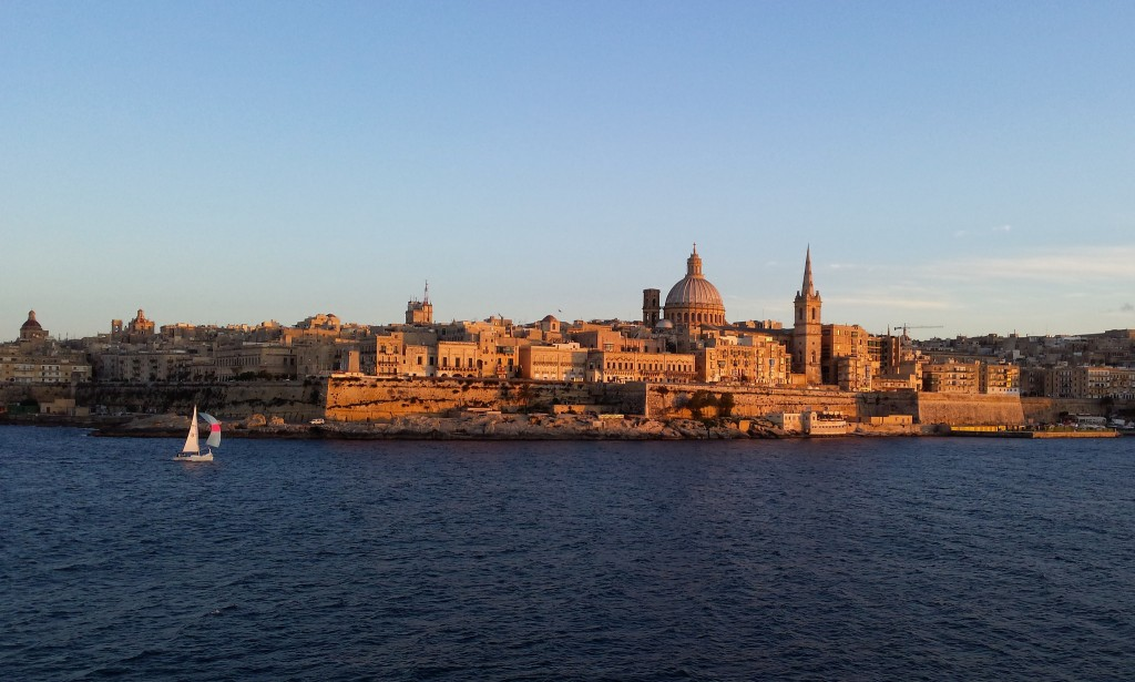 View of La Valletta from Sliema | ©iñaki/Flickr