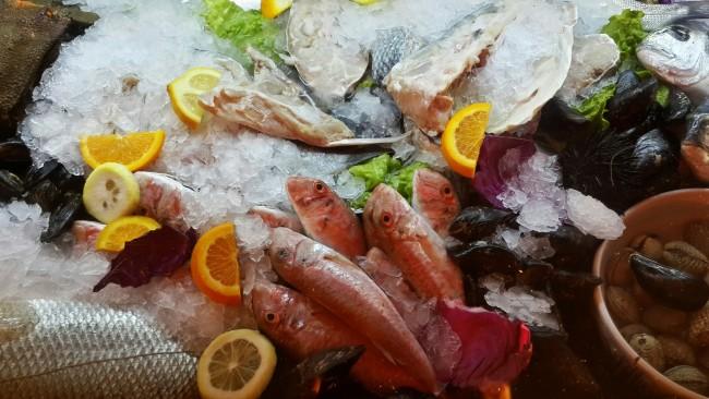 Fresh Seafood |© Vegim Zhitija/Flickr