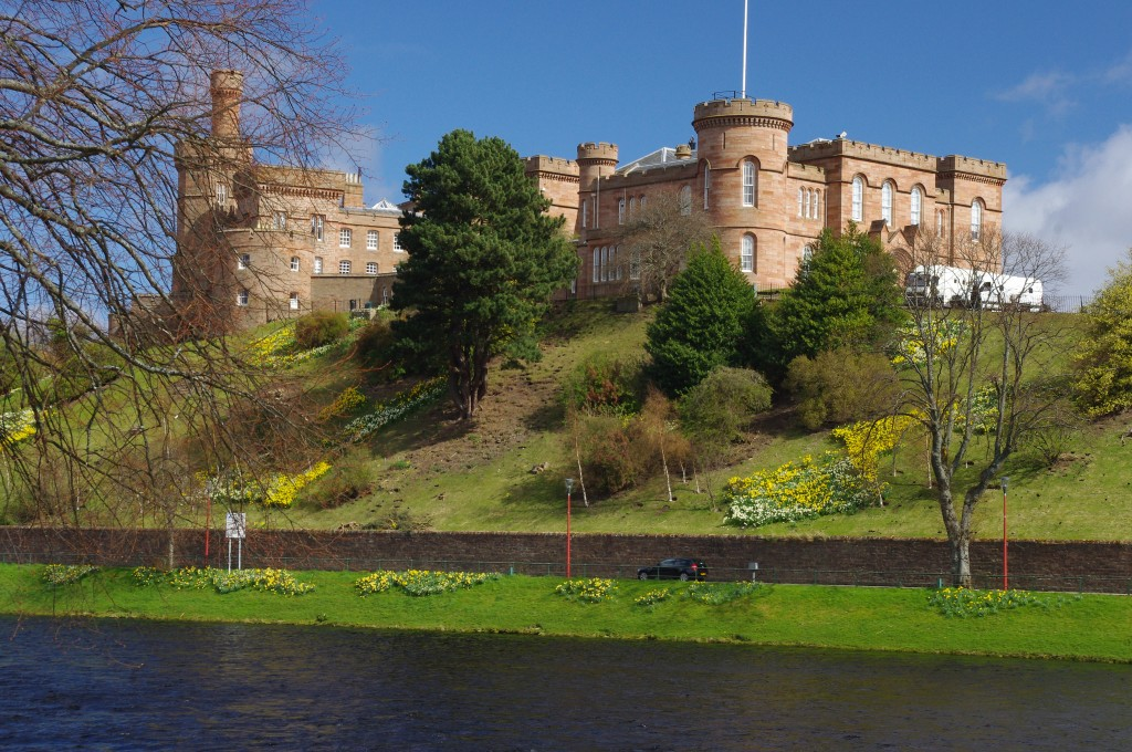 Inverness Castle | ©Spixey/Flickr