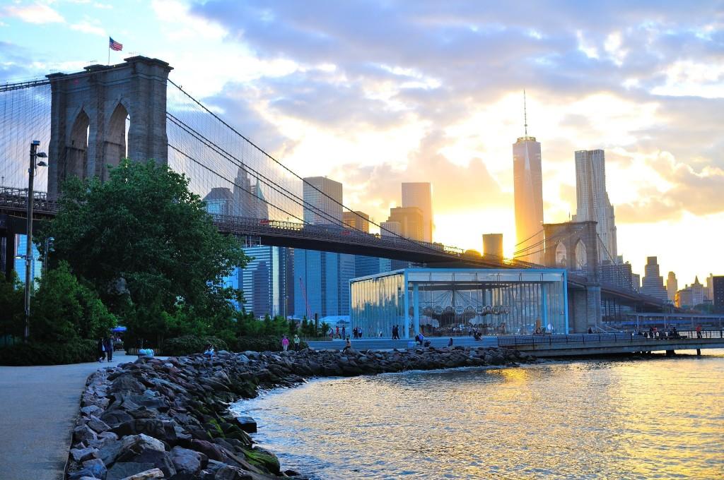 The 10 Best Brunch Spots In Dumbo Brooklyn