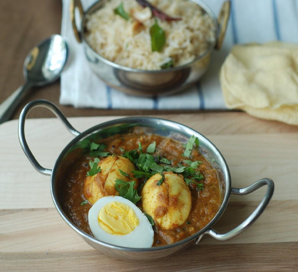 Chettinad Egg Curry | © Yummy O Yummy/Flickr