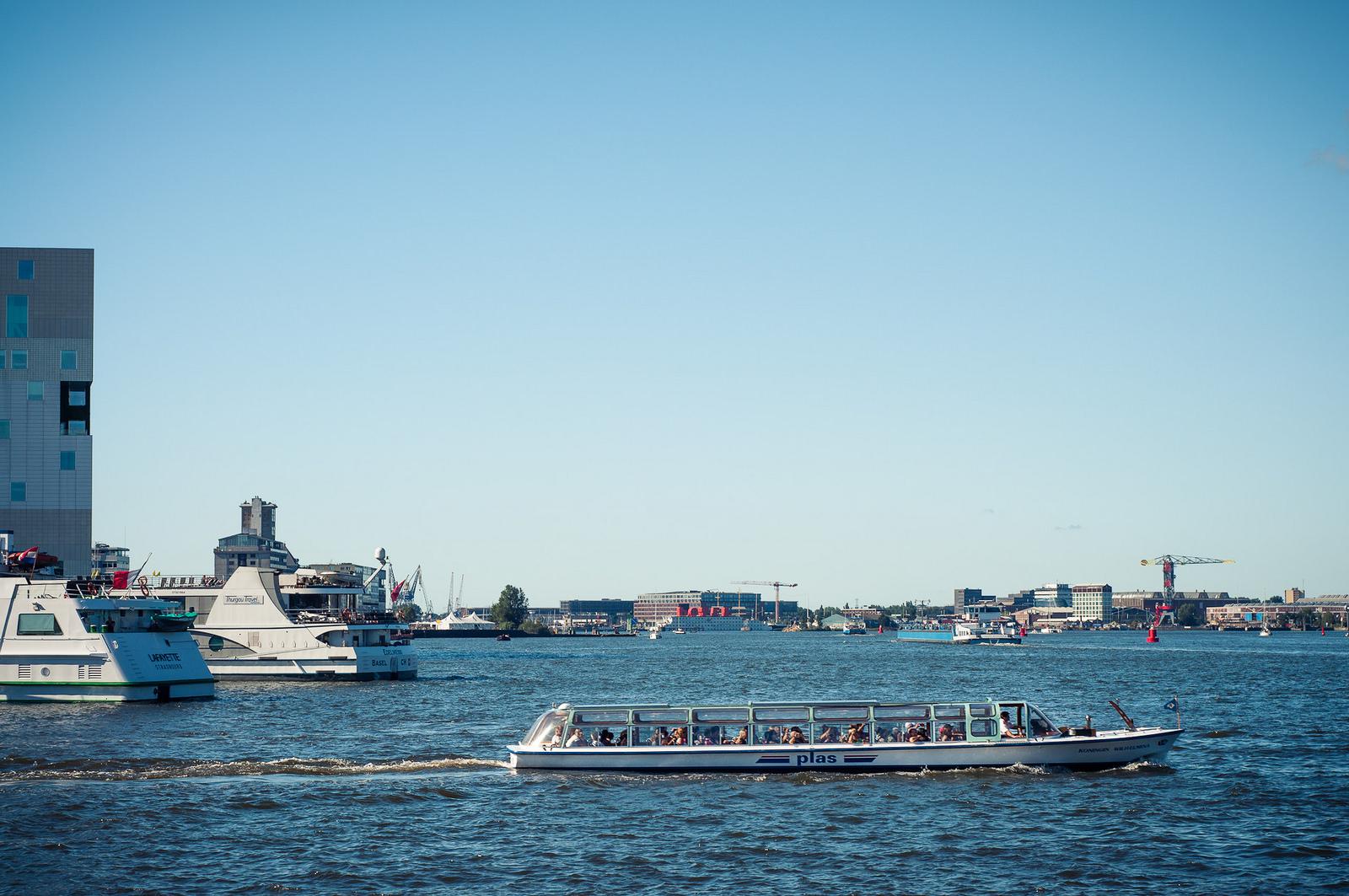 Amsterdam-Noord| © Mr. Amsterdam/Flickr