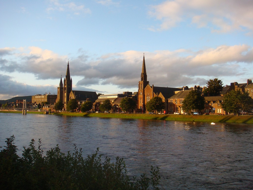 Inverness Waterfront | ©Andrew Crump/Flickr