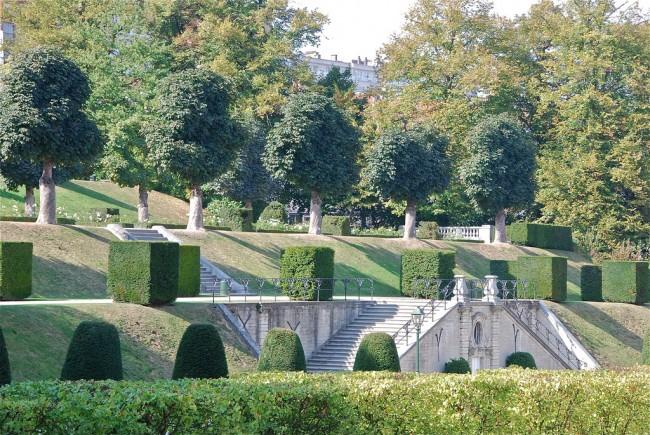 Jardins de l'Abbaye de la Cambre |© Stephane Mignon/Flickr
